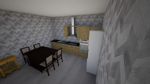 kitchen  - Modern - Kitchen  - by seth ewing