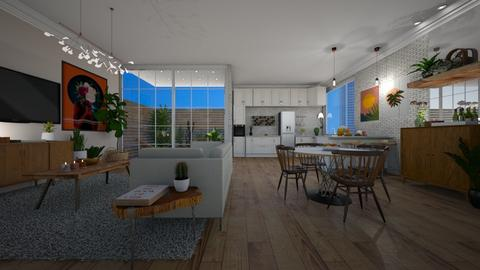 2406 - Living room - by diegobbf