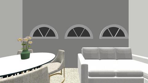 Apt Loft - Modern - by blairajohnstone