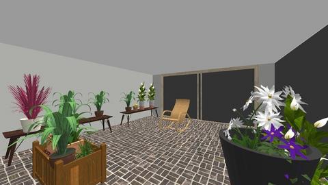 slo patio - Garden  - by choochoo0