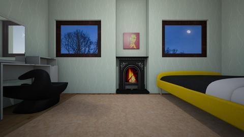 dreaming - Bedroom  - by MOOG