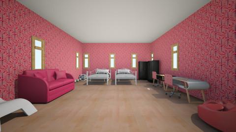 girls room - Modern - Kids room - by taniafunlove