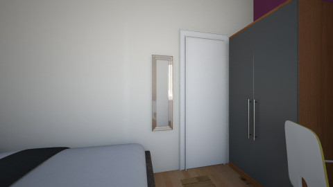 1bedroom chevilly - Minimal - by drhinatippu