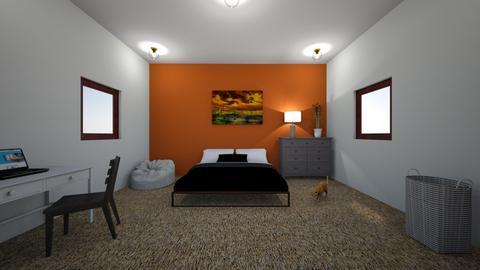 Desert - Bedroom  - by Miles Hoover