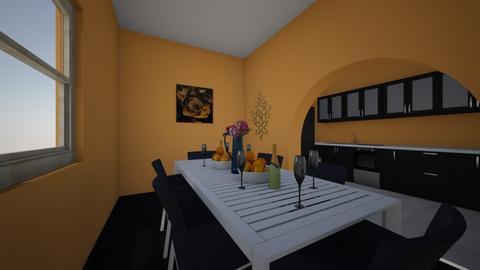 Orange Sensation - by mandabeachlife