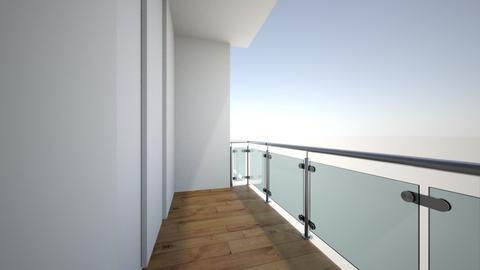 tanias balcony 1  - by taniabayat