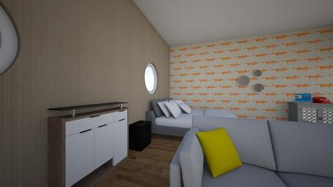 shaylees room - Vintage - Bedroom  - by 22huntes
