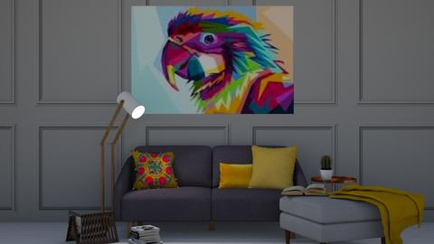 Parrot - Living room  - by Ash03
