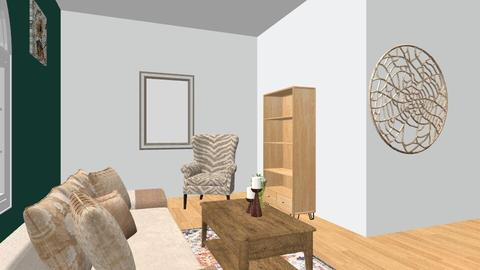 LL Fairfax angle 1 - Classic - Living room  - by Lee_Longlands