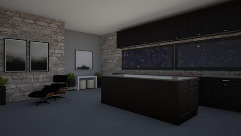 Dark room - Modern - by Aristar_bucks