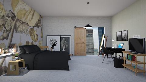 anca  - Bedroom  - by Flori Santa