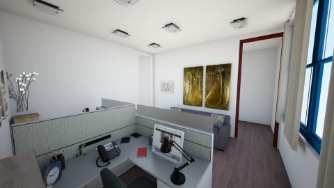 recepcao em restauro em ouro preto mg 2017 maio - Modern - Office - by chicofon