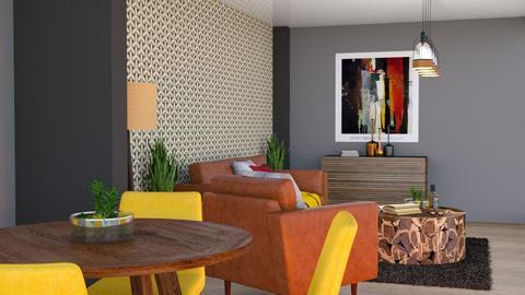 andys living room v 3    - Modern - Living room - by Mark T