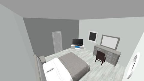 modern type - Modern - Bedroom  - by AntonyE