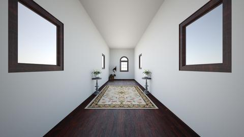 Friday Challenge Hallway - by 1006388
