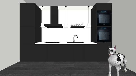 Kitchen 1 - Modern - Kitchen  - by Wilsonai0
