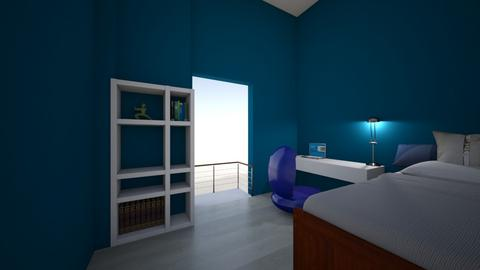 Prototype 1 - Bedroom  - by albertorf12