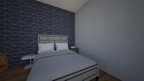 vicky room - Minimal - Bedroom  - by vicky veronika