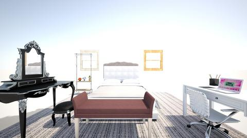 room - Bedroom  - by annick_teta