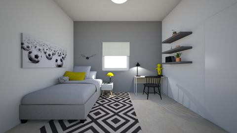 Batel room - Bedroom - by yisca