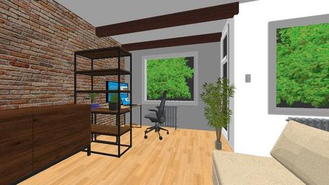 room1 - Office  - by jacekgalinski