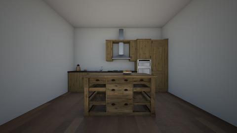 kitchen - Kitchen  - by keairamorris