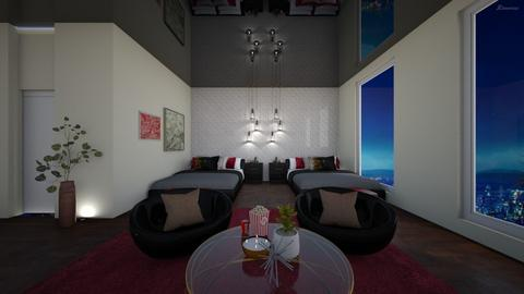My Boys Bedroom - Modern - Bedroom - by FabulousGirl35