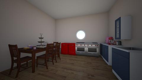Maria Alice kitchen - Kitchen  - by 10kozdim