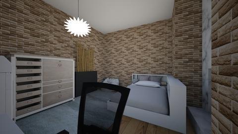 office bedroom - Bedroom  - by KayKayN