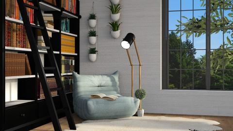 Book Corner - by CatsFurLife