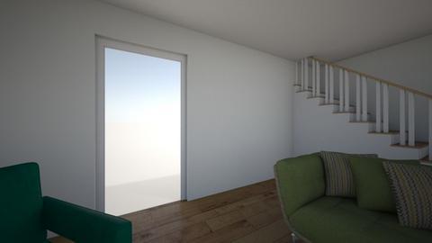 Floorplan Caroline Living - by DMCH