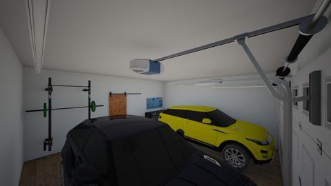 my garage - by braydenmallicoat18