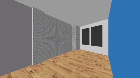 Cuarto del fondo - Living room  - by Tecen