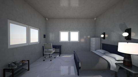 tani - Modern - Bedroom  - by omiru