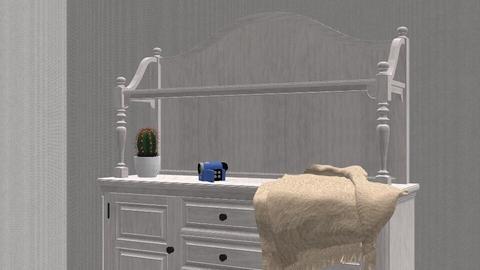 white room - Modern - Bedroom  - by 25daviselys