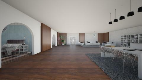 Modern house - Modern - by Keliann