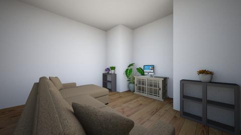 Living Room - Modern - Living room  - by Sjenkins05