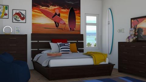 surf bedroom - by Joanne Galle_680