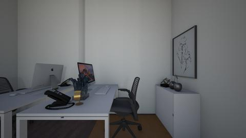 oficina wall street - Office - by LUISSS