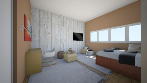 my new room - Modern - Kids room  - by veronikastromar123