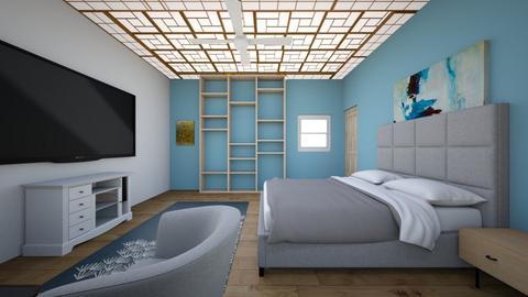 Final  - Modern - Bedroom  - by raza2020