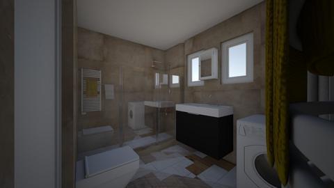 bathroom me 7 - Bathroom  - by Vilislava