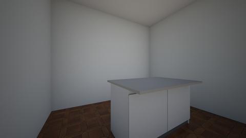 kitchen - Kitchen - by paulinadesignstudio