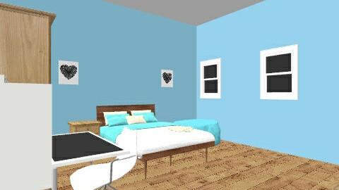 Bedroom 1 - Bedroom - by SabSmith21