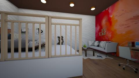 Teen bedroom - Bedroom  - by hannahelise