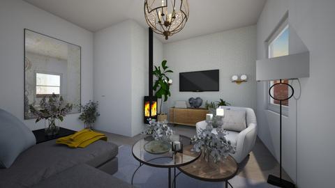 nice room - Feminine - Living room  - by monek299