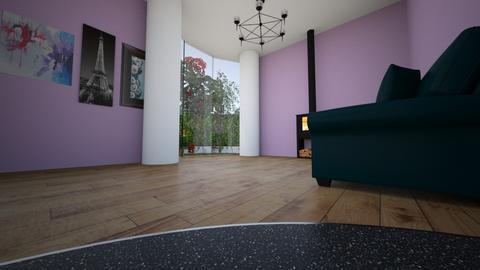 DDD - Living room - by MatrixDc