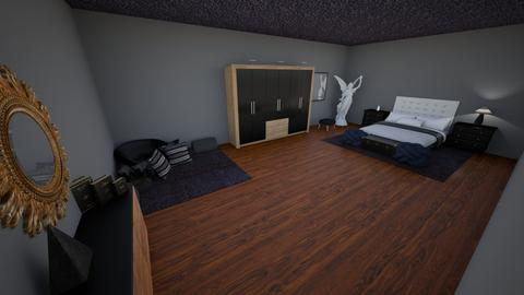 my bedroom - Bedroom  - by jcrane
