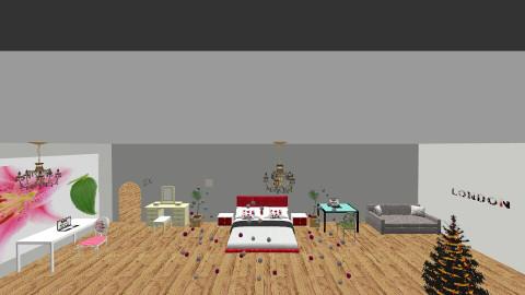 Ddfb5u432bv2 - Country - Kitchen  - by nvhfccgm