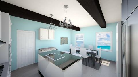 Kitchen - Country - Kitchen - by gmills216